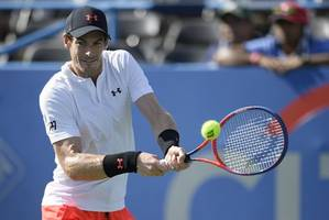 i've allowed fitness to slide, admits murray after revival