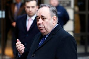 Alex Salmond due in court over sexual assault and attempted rape charges