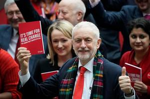 nationalised buses and trains; huge investment spending: labour's general election manifesto 2019