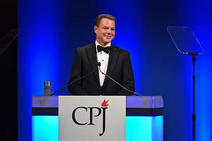 Shepard Smith Criticizes 'Intimidation and Vilification of the Press' in First Post-Fox News Speech