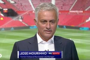 Chelsea boss Frank Lampard aims cheeky dig at Jose Mourinho over Tottenham job
