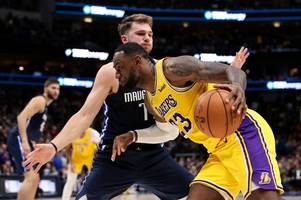 Luka Doncic makes LeBron James admission as Mavericks star hails 'special' Lakers game