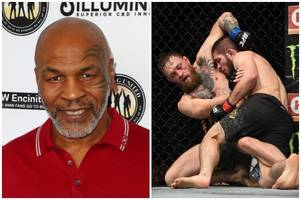 mike tyson gives verdict on conor mcgregor vs khabib ufc rematch