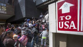 U.S. Now Sending Some Asylum-Seekers To Guatemala