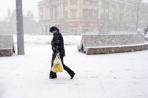 what met office is saying about the arctic blast of snow hitting hull and east yorkshire