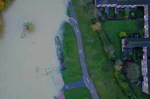 live: flood warnings, heavy rain forecast, m5 updates, gloucestershire traffic and weather