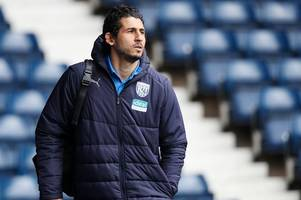 Striker explains what facing West Brom star Ahmed Hegazi is like
