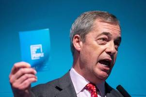 12 key promises from the brexit party manifesto and nigel farage's 'contract with the people'