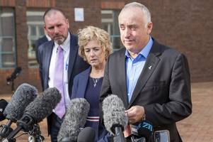 grace millane's parents give tearful statement after guilty verdict in trial