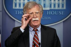 john bolton accuses white house of blocking access to twitter account