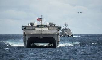 us warships conduct back-to-back freedom-of-navigation passes in south china sea