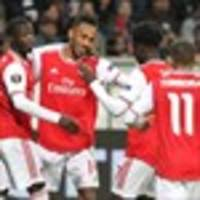 Arsenal v Eintracht Frankfurt Europa League preview: where to watch, predicted line-ups, team news