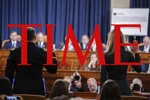 impeachment hearing 'diplomats' should be time magazine's person of the year, says cnn's michael smerconish
