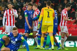 blow for stoke city as key man suspended for trip to cardiff city