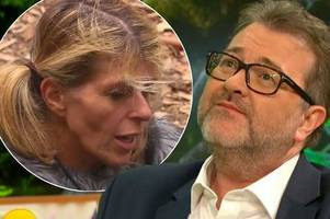 the i'm a celebrity moment which made kate garraway husband's heart 'break' - and you probably didn't notice