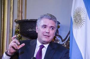 colombian leader vows reforms