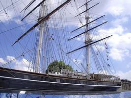 the good fortune behind cutty sark's 150 years