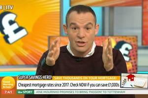homeowners urged to check mortgages by martin lewis