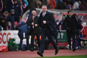 'you don't always have to bring players in' - every word from michael o'neill's press conference after stoke city's dramatic win over wigan