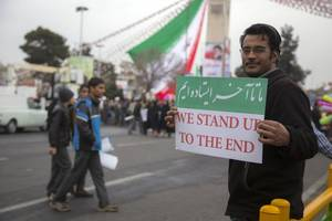 another iran attack in middle east 'very possible'
