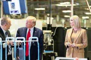 ivanka trump defends father with fake impeachment quote