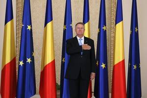 romanian president hopes for new term in runoff