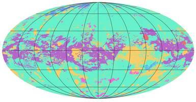 global geologic map of titan