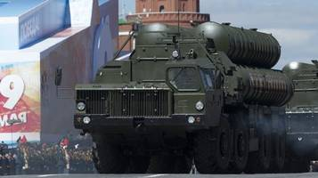 turkey to test russian s-400 systems despite us pressure, media reports say