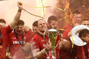 bbc sports personality of the year shortlist 2019: wales captain alun wyn jones nominated for prestigious award