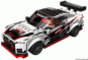 nissan gt-r nismo lego set coming in 2020