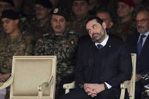 Saad Hariri rules himself out as next Lebanese prime minister