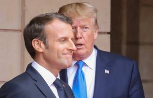 trump could hit france with more tariffs in battle over taxes on big tech