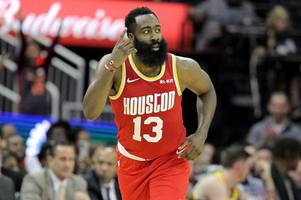 James Harden named 'most unstoppable player' in NBA as he eyes Michael Jordan record