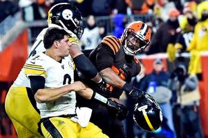 myles garrett contract situation uncovered after ugly pittsburgh steelers episode