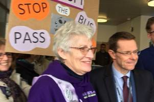waspi group welcomes labour manifesto pledge over pension age changes
