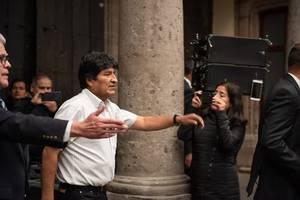 bolivian senator: evo morales fell due to betrayals, errors