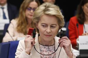 eu's new boss signals pragmatic approach in tackling europe's big challenges