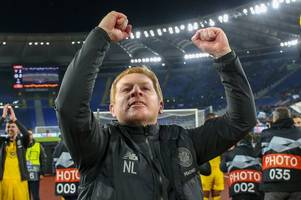 the neil lennon celtic swagger ensuring harsh euro lessons are a thing of the past