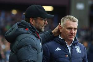 The one big gripe Dean Smith's looking to avenge at Aston Villa