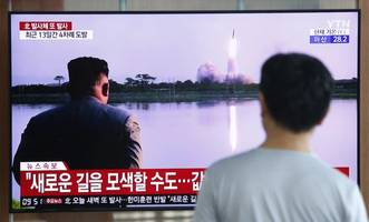 north korea fires unidentified projectile, south korea says