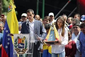 venezuela's guaido fired his ambassador in colombia, oil union chief quits