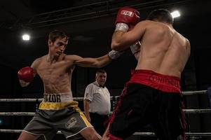 boxer gary rae dedicates win to stablemate kash farooq and eyes up title fight in 2020