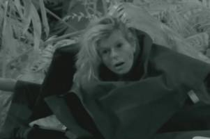 i'm a celeb fans creeped out by 'terrifying' kate garraway