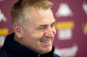 'Overjoyed' - Former Leeds striker gives verdict on Dean Smith's new Aston Villa contract
