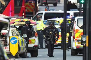 updates as london bridge closed after man shot and multiple people injured