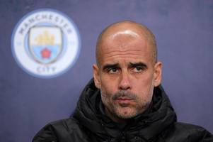'Close to Leicester' – Manchester City boss Pep Guardiola's thoughts on Premier League title race