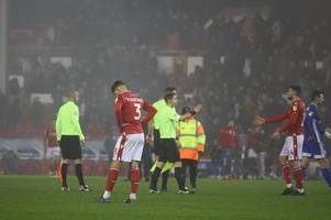 cardiff city boss neil harris rages over 'disgraceful' refereeing in win at nottingham forest