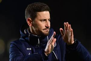 grimsby town interim manager anthony limbrick says speculation has been no problem