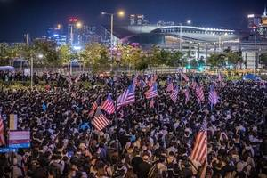 Hong Kong protesters seek British support; campus siege ends