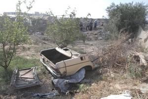 israeli warplane strikes hamas position in gaza after rocket fired: army